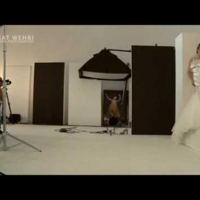 Hikmat Wehbi fotografuje suknie ślubne