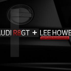 Jak fotografować poruszające się Audi R8 GT