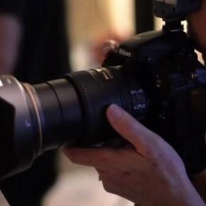 Najnowszy Nikon D800 w rękach Roba Van Pettena