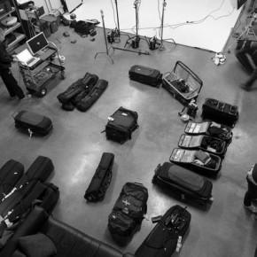 Joe McNally i jego fotograficzny bagaż