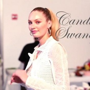 Terry Richardson fotografuje Candice Swanepoel