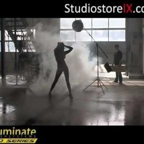 Ciekawy film z sesji fotograficznej glamour
