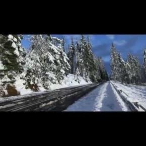 Wyjątkowa sesja samochodu Aston Martin na tle polskich gór