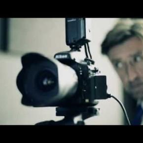 Kolejny film backstage z Nikonem d800 w roli głównej