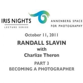 Randall Slavin opowiada o swoich fotograficznych początkach