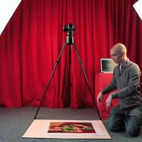 Wskazówki przy fotografowaniu płaskich przedmiotów i rzeczy