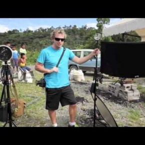 Mikey Orange dzieli się swoim doświadczeniem w portrecie