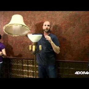 Jak ukierunkować światło przy pomocy plastra miodu - Grid