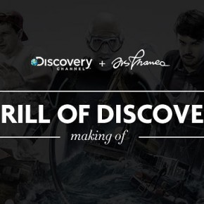 """Making of """"Thrill of Discovery"""", fotografuje Szymon Świętochowski"""