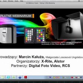 Darmowe Webinaria z Zarządzania barwą w cyfrowej ciemni