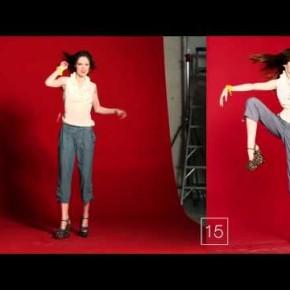 Ile zdjęć potrzeba wykonać z supermodelką Coco Rocha na okładkę magazynu ?