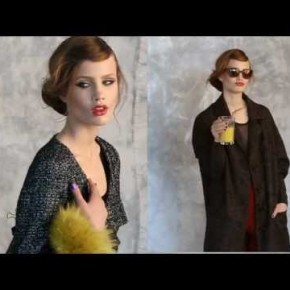 Hexeline Fall Winter 2012/13 backstage