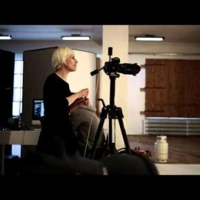 Making off kwietniowej sesji magazynu Existence z udziałem Dawida Wolińskiego