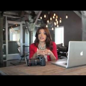 Jak fotografuje obrączki ślubne Jasmine Star