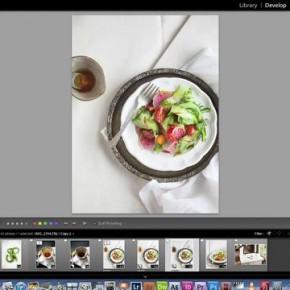 Edycja zdjęć jedzenia w Lightroomie przez Matt`a Wright