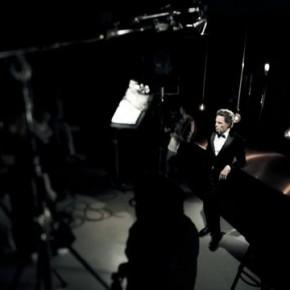 Sesja zdjęciowa Vistuli na sezon Jesień-Zima 2012/2013, fotografuje Ryszard Horowitz