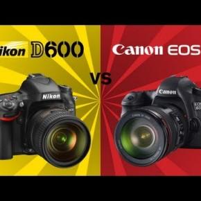 Nikon D600 czy Canon 6D ? Który jest lepszy dla ciebie ?