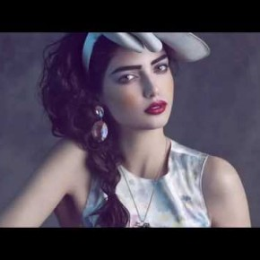 """Misty Dream"" beauty shoot dla magazynu Factice #15"