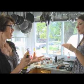 Lisa Cherkasky, twórca i stylista potraw do zdjęć