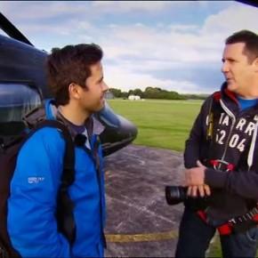 Jason Hawkes odsłania swoje sekrety uzyskania ostrych zdjęć z lotu ptaka