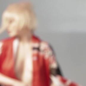 "Backstage kolekcji fryzur Christopha Gaillet ""Anamorphose 2013"", fotografuje Bartek Radwański"