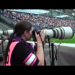 Romina Amato i jej workflow w fotografii sportowej