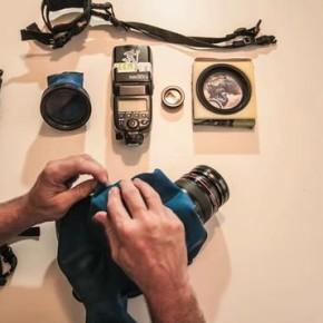 Ochronny skafander do podwodnych zdjęć dla twojego aparatu