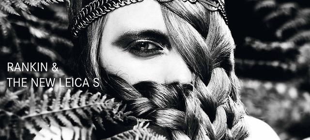 Trzeci numer Leica S-Magazine w kolaboracji Rankina z stylistami fryzur