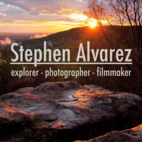 Stephen Alvarez, fotograf magazynu National Geographic