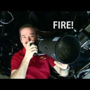 Zastanawiałeś się jak Astronauci robią zdjęcia Ziemi z perspektywy naszej orbity?