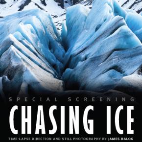 """Ścigając arktyczny lód - """"Chasing Ice"""""""