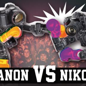 Canon -VS- Nikon