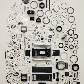 Przedmioty codziennego użytku rozłożone na części pierwsze, fotografuje Todd McLellan