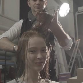 Trendy Hair Styling 2014, fotografuje Łukasz Radzięta